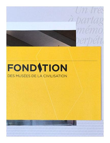 Fondation des Musées de la Civilisation